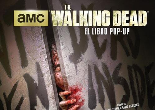 the walking dead pop up destacado