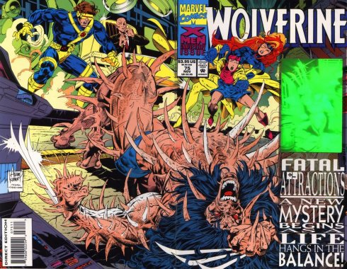 13 Proezas increíbles que han hecho los superhéroes 06 Lobezno se regenera tras perder el adamantium