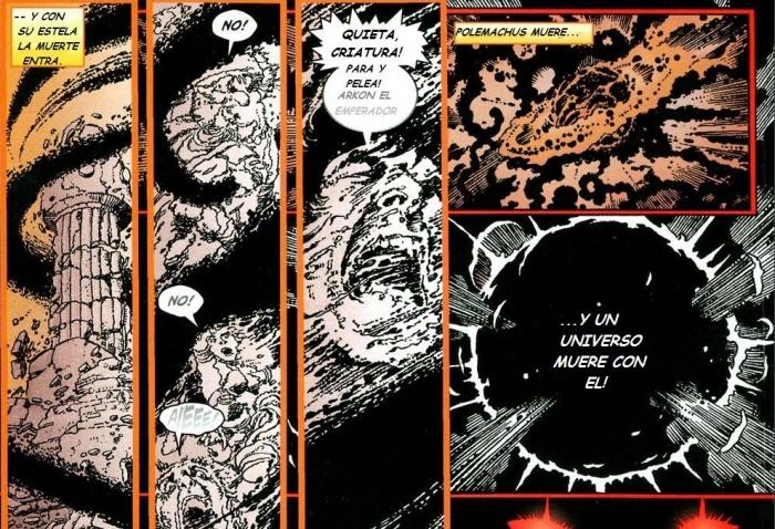 13 Proezas increíbles que han hecho los superhéroes 09 Krona destruye varios universos