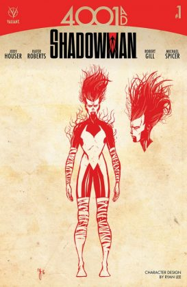 4001 Shadowman