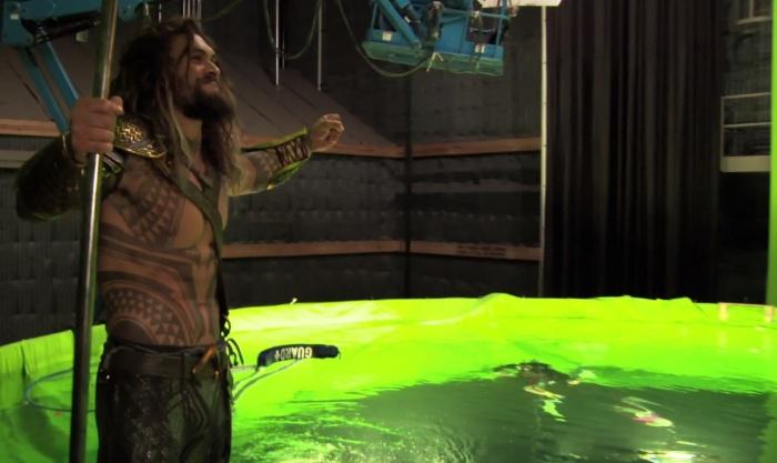 Aquaman rodaje Batman v Superman 02