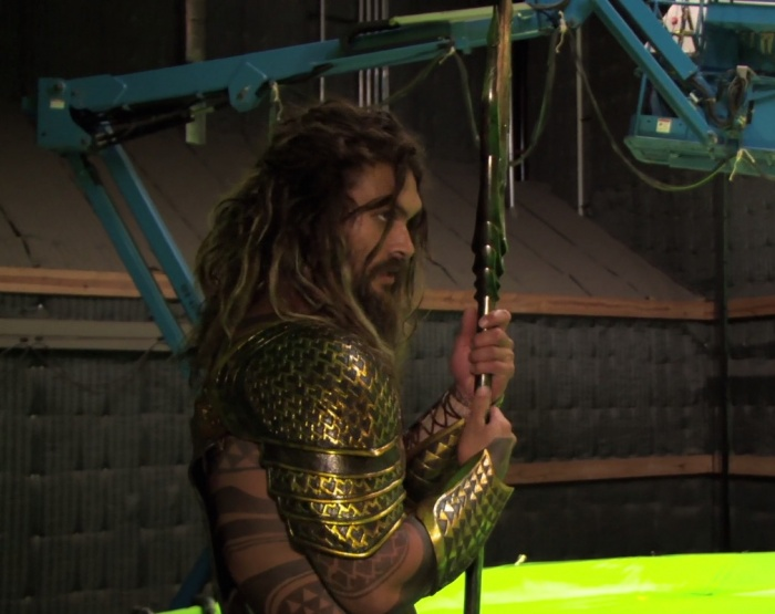 Aquaman rodaje Batman v Superman 05