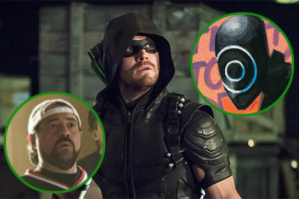 Arrow - Kevin Smith - Onomatopeya