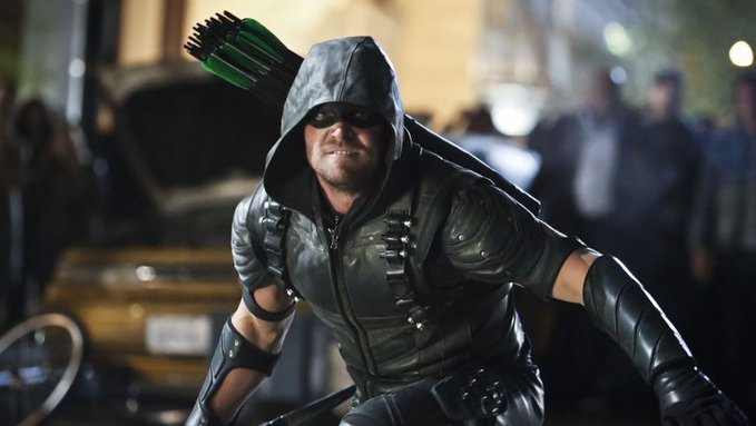 Arrow - temporada 5 - destacada