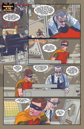 Batman 66 Meets Steed and Mrs Peel Página interior (4)