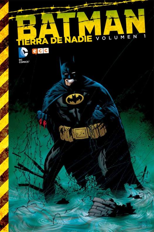 Batman Tierra de Nadie