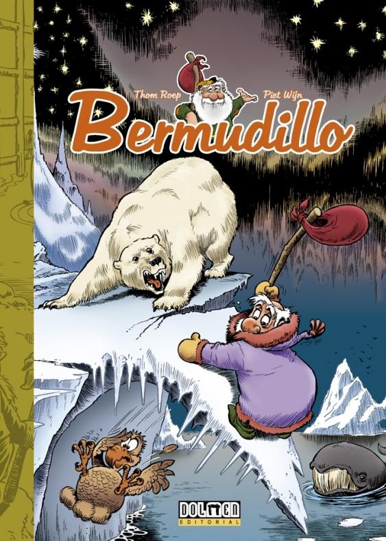 El fantástico volumen 2 de Bermudillo