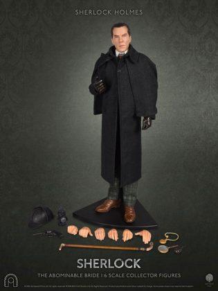 Big Chief Studio Figura Sherlock (1)