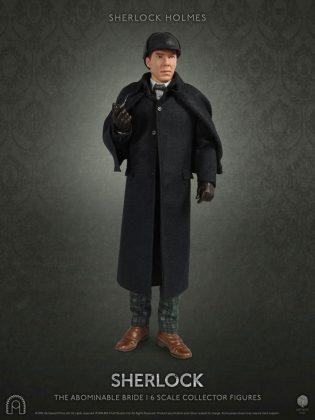 Big Chief Studio Figura Sherlock (2)