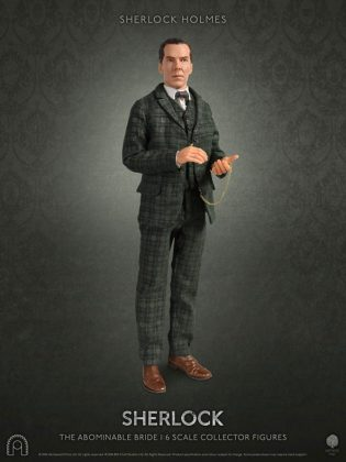 Big Chief Studio Figura Sherlock (3)
