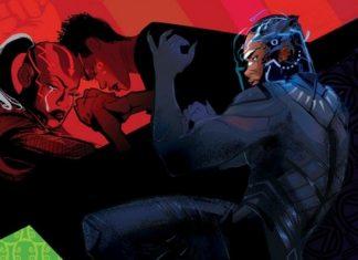 Black Panther World of Wakanda Afua Richardson destacada