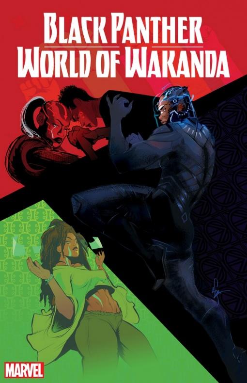 Black Panther World of Wakanda Afua Richardson