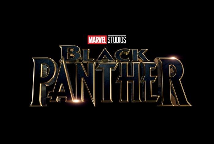 Black Panther - nuevo logo - SDCC16