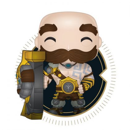Funko League of Legends Braum