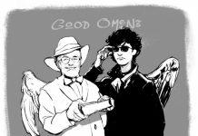 Buenos presagios - Terry Pratchett y Neil Gaiman