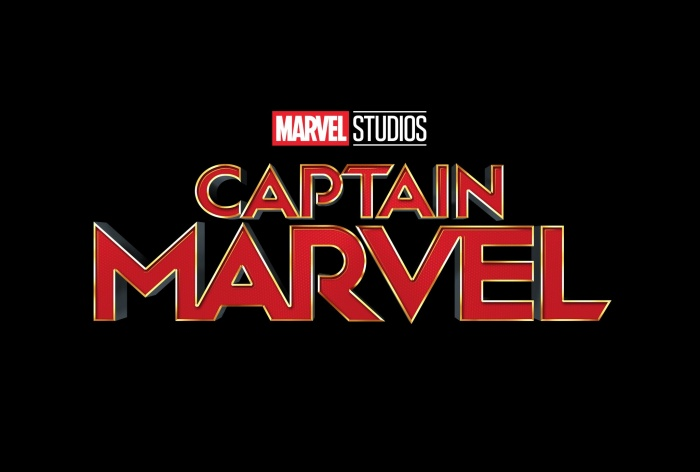 Captain Marvel Logo oficial Capitana Marvel