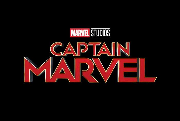 Captain Marvel Logo oficial Capitana Marvel