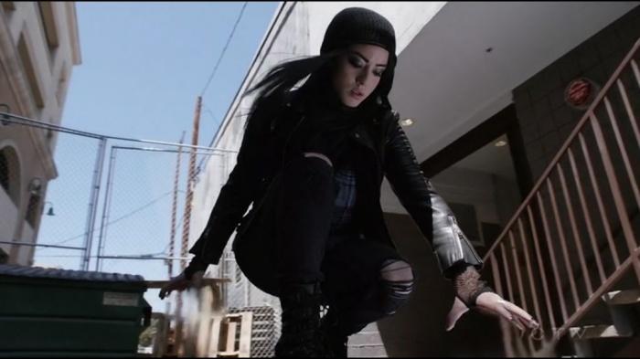 Chloe Bennet - Agentes de SHIELD - final temporada 3
