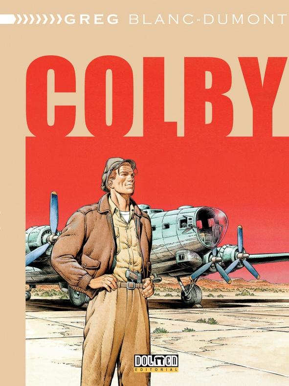 Colby Greg Portada Dolmen
