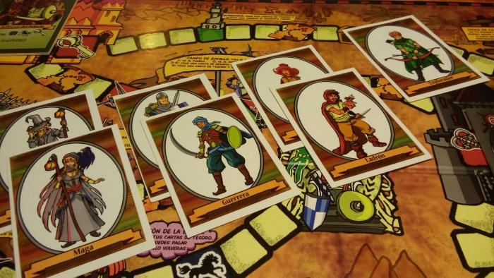 Conquista el Trono cartas 2