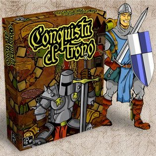 Conquista el Trono juego