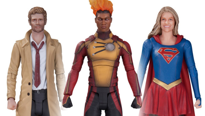 DC Collectibles The CW