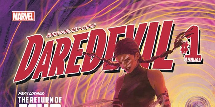 Daredevil Annual Destacada