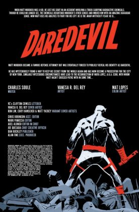 Daredevil Annual Página interior (1)