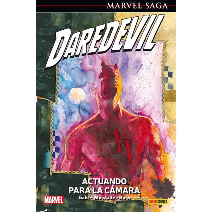 El tomo de Marvel Saga