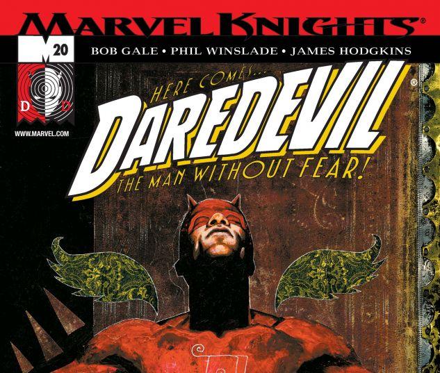 Daredevil Portada