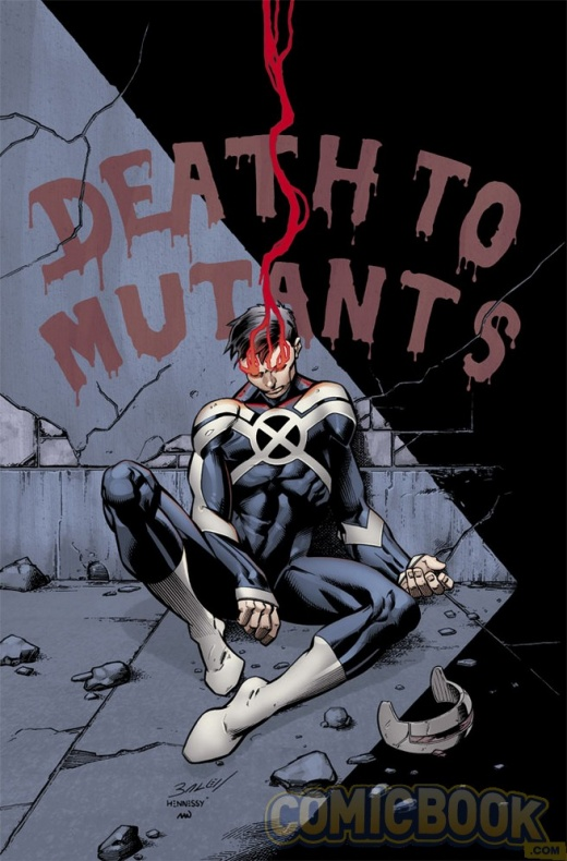 Death of X portada alternativa 14