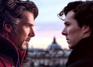 Benedict Cumberbatch - Doctor Strange - Sherlock