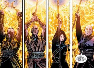 Doctor Strange cómic precuela destacada