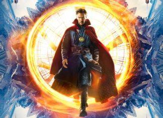 Doctor Strange póster destacada