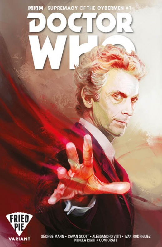 Doctor Who SoC 1 Books a Million Variant 2047f