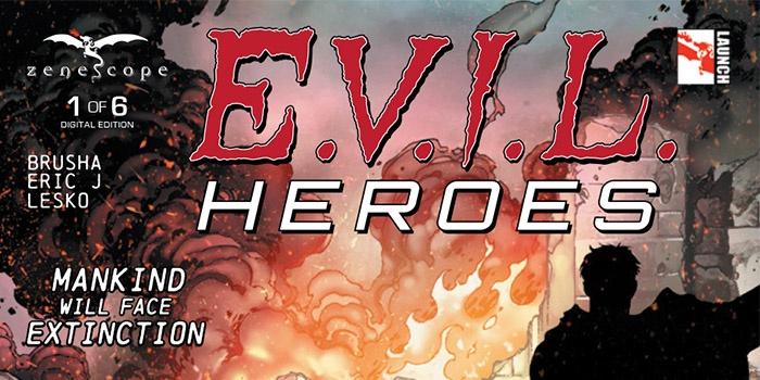 E.V.I.L. Heroes Destacada
