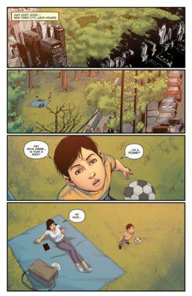 E.V.I.L. Heroes Página interior (2)