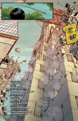 E.V.I.L. Heroes Página interior (3)