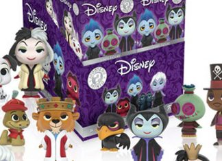 Funko Mystery Mini villanos Disney Destacada