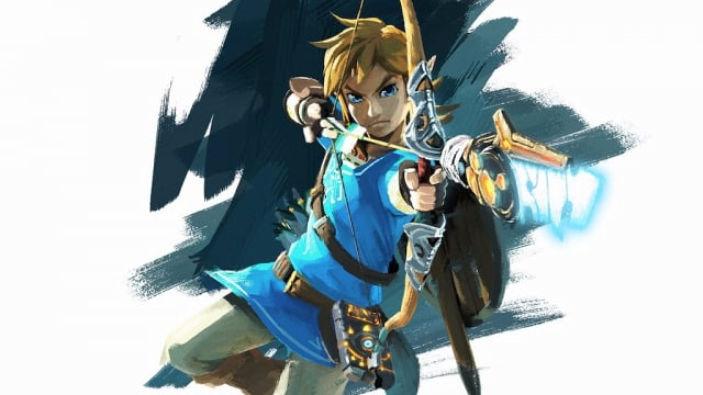 Game Critic Awards 2016 The Legend of Zelda Breath of the Wild
