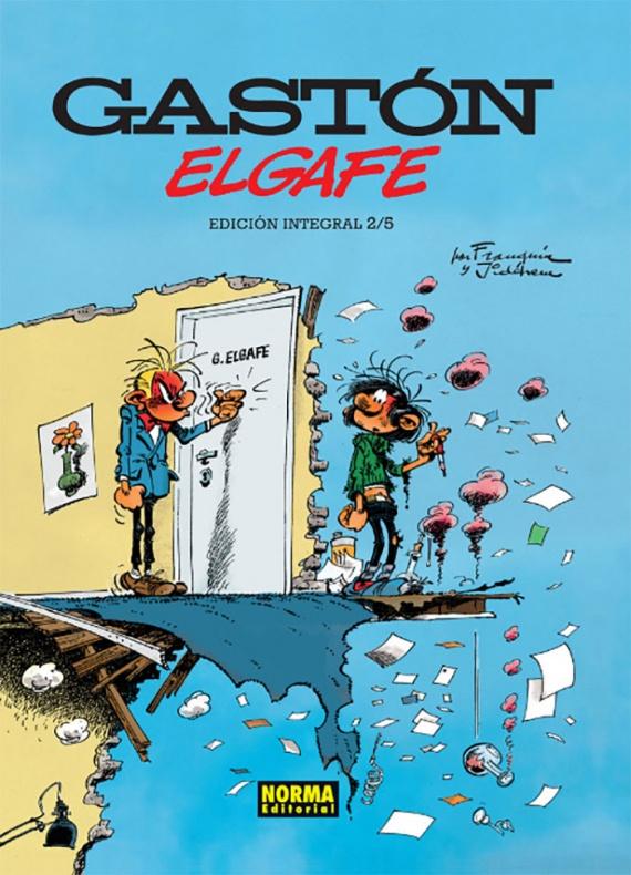 Gastón Elgafe