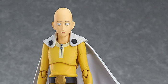 Good Smile One Punch Man Destacada