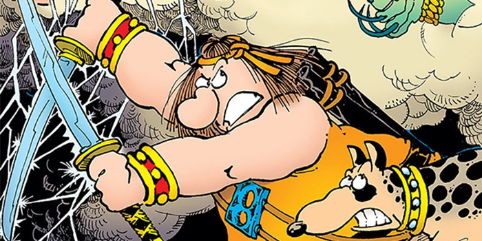 Groo Fray of the Gods Destacada