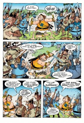 Groo Fray of the Gods Página interior (3)