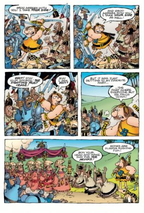 Groo Fray of the Gods Página interior (4)