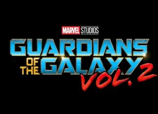 Guardians of the Galaxy vol. 2 Logo