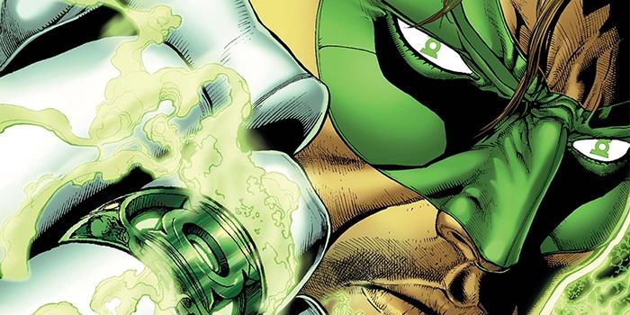 Hal Jordan and the Green Lantern Corps Rebirth Destacada