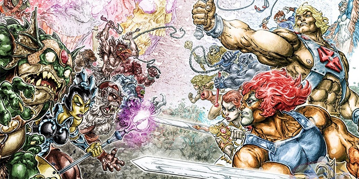 He-Man Thundercats DC Comics Destacada
