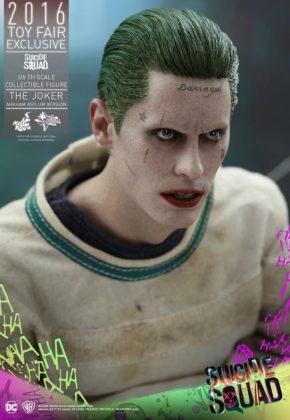 Hot Toys Joker Escuadron Suicida (4)