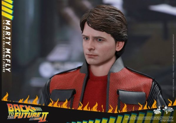 Hot Toys Regreso al futuro (13)